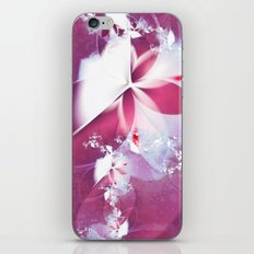 Flying Without Wings iPhone Skin