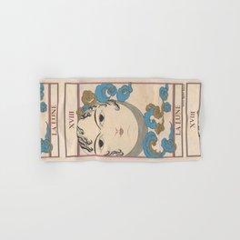 Tarot Card The Moon Hand & Bath Towel