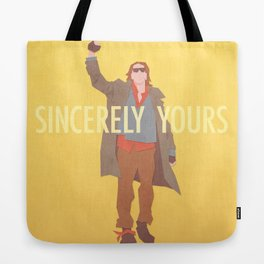Sincerely Yours (The Breakfast Club) Tote Bag