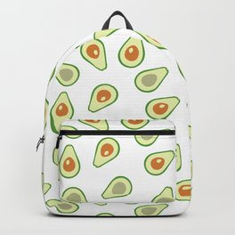 AVOCADO AVOCADOS FOOD PATTERN Backpack