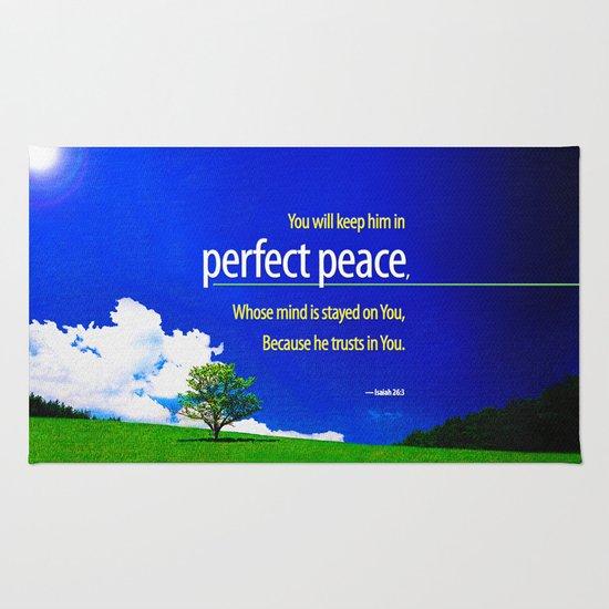 Perfect Peace Rug