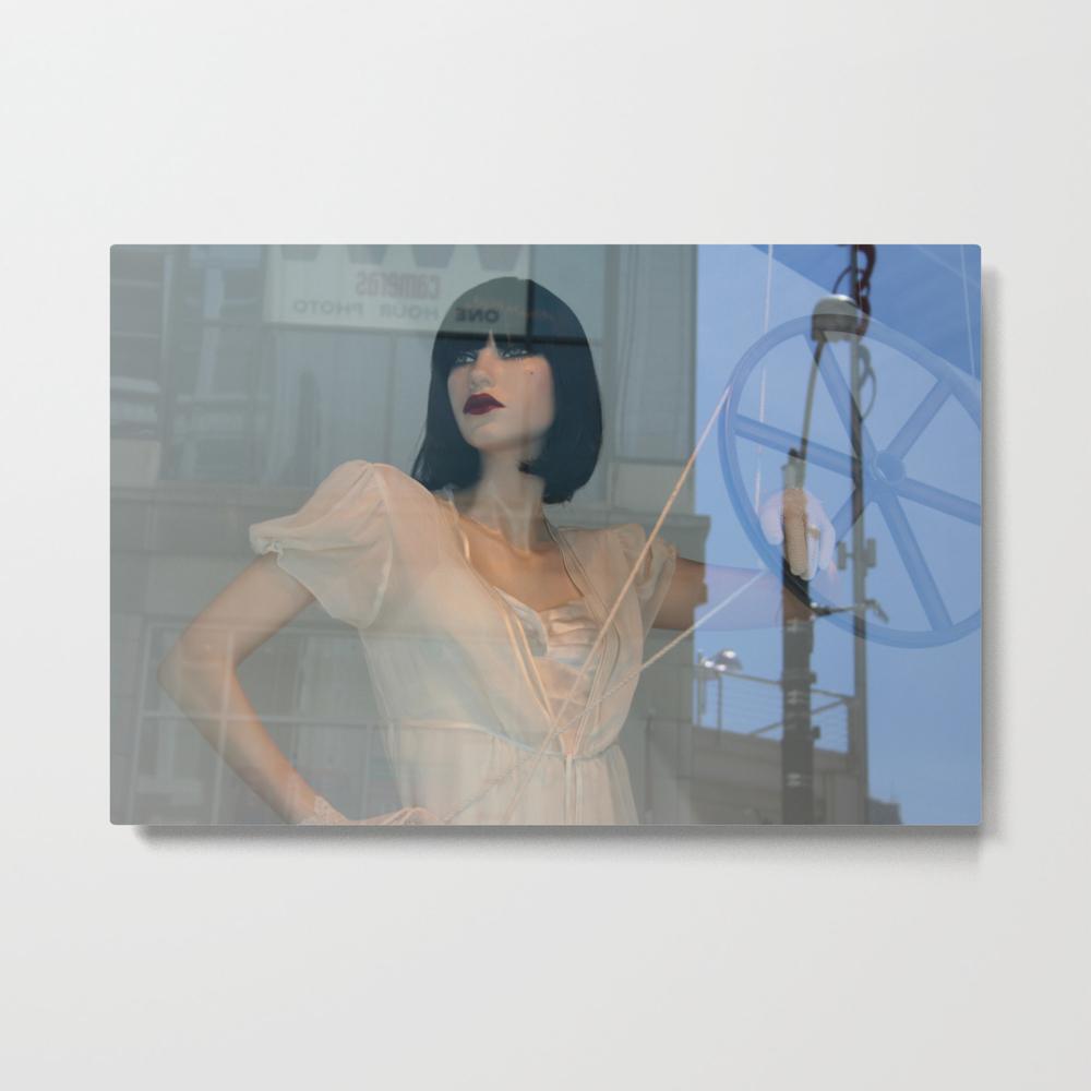 One Hour Photo. Metal Print by Mylakent MTP8825545