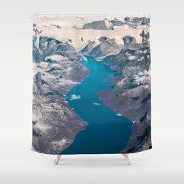 Wasteland Shower Curtain