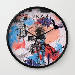 SAMO is Alive Wall Clock
