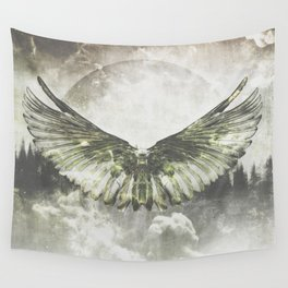 Wilderness in my heart Wall Tapestry