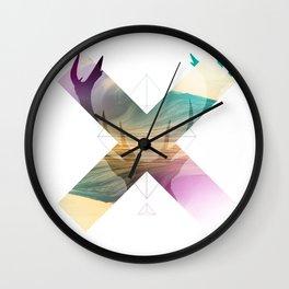 native state Wall Clock