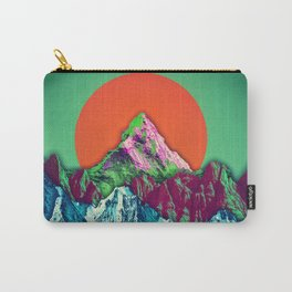 Chocolate Sunrise Carry-All Pouch