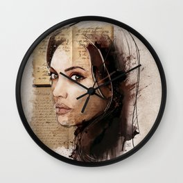 A.J. Wall Clock
