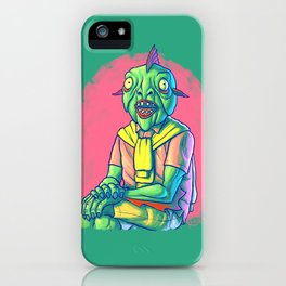 Thinking Of Buying Or Selling A Home?  Call Gilbert Merman Today! iPhone Case