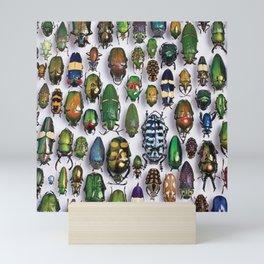 Critter Bugs Mini Art Print