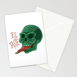 El taste Stationery Cards