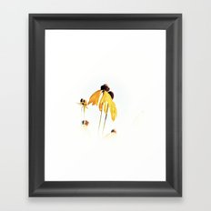 Happy Accident Framed Art Print