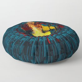 Forge Floor Pillow