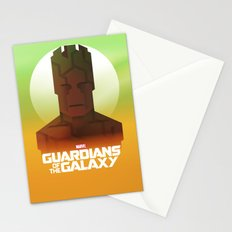 Guardians of the Galaxy - Groot Stationery Cards