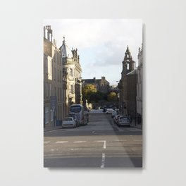 Dundee street Metal Print