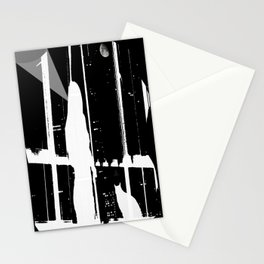 Midnight Call Stationery Cards