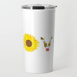 In Love With Nature Travel Mug