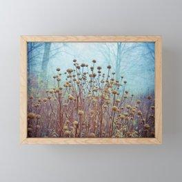 They Danced Alone Framed Mini Art Print