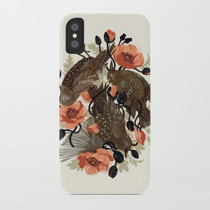 Spangled & Plumed iPhone Case