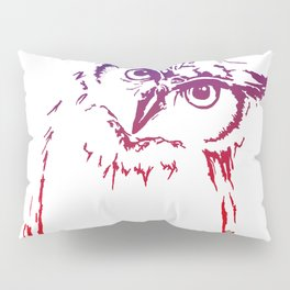 Mighty Owl Pillow Sham