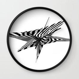 'Untitled #01' Wall Clock