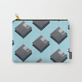Floppy disks Carry-All Pouch