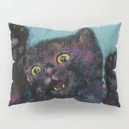 Ninja Kitten Pillow Sham