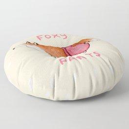 Foxy Pants Floor Pillow