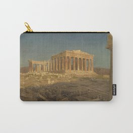 The Parthenon by Frederic Edwin Church Carry-All Pouch