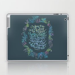 You Are My Hiding Place - Psalm 32:7 Laptop & iPad Skin