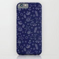 Deep Sea Life Slim Case iPhone 6s