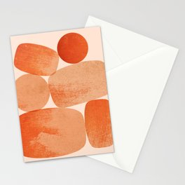 Abstraction_BALANCE_Minimalism_Art_001 Stationery Cards