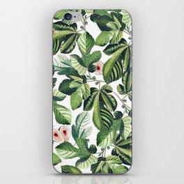 Fig Garden #society6 #decor #buyart iPhone Skin