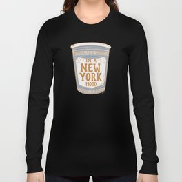 NEW YORK MOOD Long Sleeve T-shirt