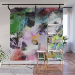 Untitled Recovered Wall Mural
