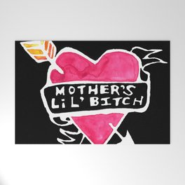 Mother's Lil' Bitch Welcome Mat