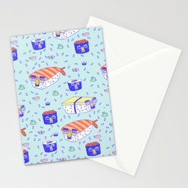 Incognito Sushi Stationery Cards