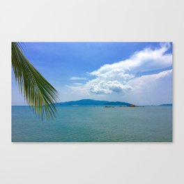 Island View Vietnam Canvas Print