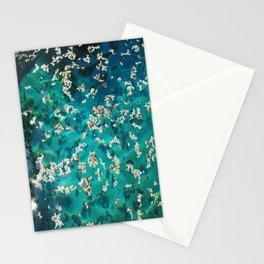 use the sea Stationery Cards