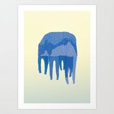 Malcolm Art Print