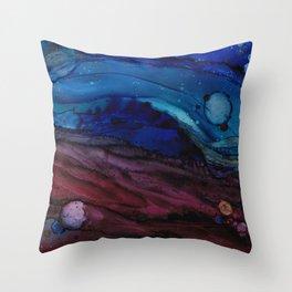 Mae Throw Pillow