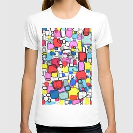 Playful Meditation 1 T-shirt