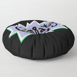 Gym Rats Floor Pillow
