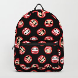 Sloth Daruma Doll Backpack