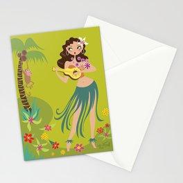 Hula Honey Stationery Cards