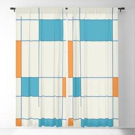Mid-Century Modern Art 2.5 Blackout Curtain