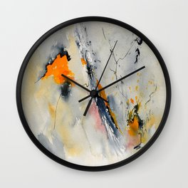 abstract 416032 Wall Clock