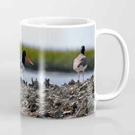 American Oystercatchers Coffee Mug