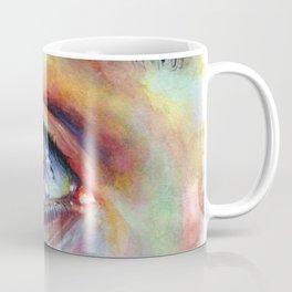 Flower eye Coffee Mug