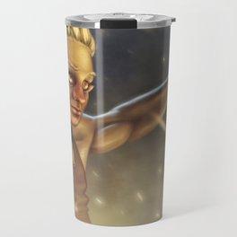Burn the Opposition Travel Mug